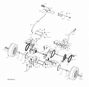 Mcculloch Mowcart  96021000801  Ride On Mower Drive Spare
