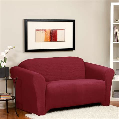 surefit diamond stretch loveseat slipcover walmart canada