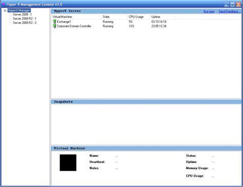 hyper v console hyper v manager free for windows 7 freedetroit
