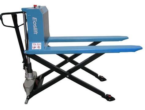 3300lb Electric Scissor Lift Pallet Jack