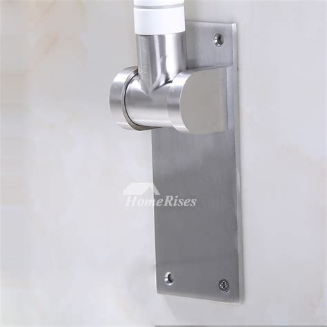 Solid Handicap Shower Seat Wall Mount Bathroom