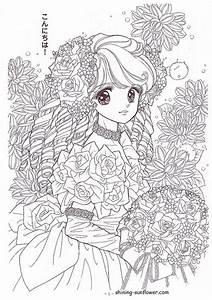89 Best Japanese Anime Coloring Page U306cu308au7d75 Images On