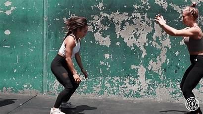 Burpee Fitness Popsugar Partners Burpees Strip Workout
