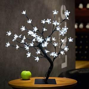 Led Baum Innen : 48 led baum lichterkette bl tenbaum lichterbaum kirschbaum b umchen au en innen ebay ~ Sanjose-hotels-ca.com Haus und Dekorationen