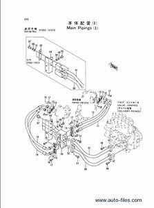 Hitachi Service Manual Ex700  H  Be