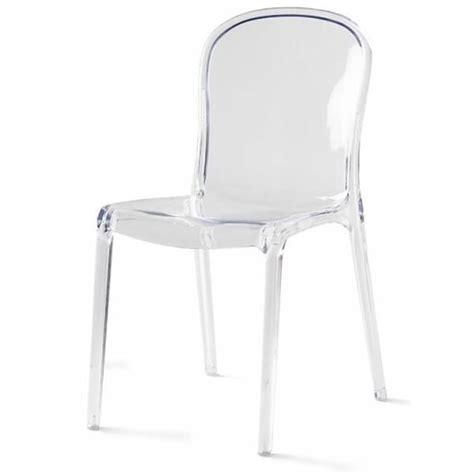 chaise pliante transparente chaise leroy merlin transparente 28 images chaise
