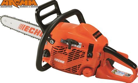 Echo 14 Inch Easy Start Rear Handle Chainsaw With 2 Stroke