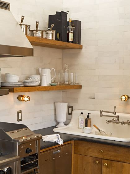 Wall Sconce Ideas : Nautical Sconce Mounted Kitchen Wall