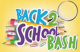 Image result for back to school bash