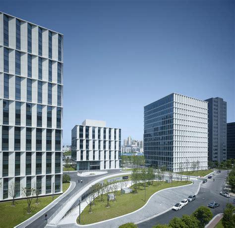 modern 2 house plans 3 cubes office building gmp architekten arch2o com