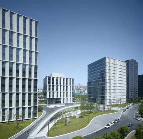 3 Cubes Office Building