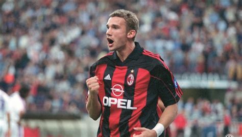 The number nine shirt carries a great significance in milan's. Shevchenko's Match-Issued/Worn Milan Shirt, Serie A 2001 ...