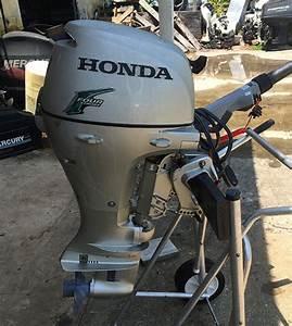 Honda Outboard Motor Specs