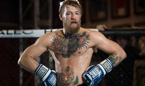 footage  leaked  conor mcgregor sparring  world