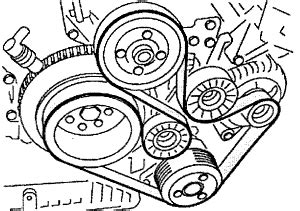 Need Serpentine Belt Diagram For