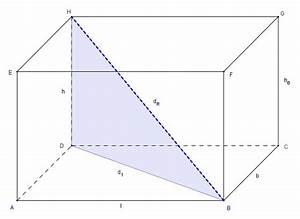 Quader Höhe Berechnen : raumdiagonale eines quaders ~ Themetempest.com Abrechnung