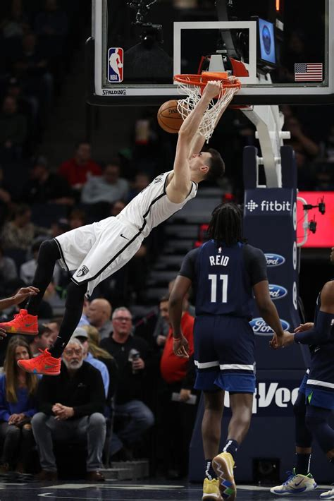 Rotations and minutes are all over the place, and key players often don't close. Nets Vs Timberwolves - Nets Vs Timberwolves Newsday ...