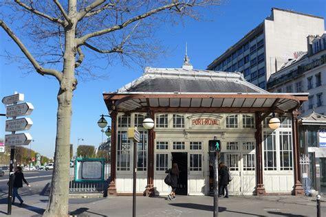 rer b port royal for free zadkine museum morning the