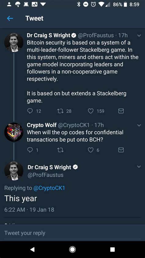 In 2013, back proposed that bitcoin and related systems could use additive. Bitcoin Cash will have opcodes enabled that will allow confidential transactions. : btc
