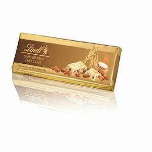 Lindt Blo White Almond Gold 300g