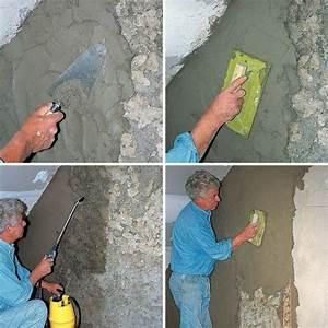 comment appliquer un enduit sur mur de torchis bricobistro With comment appliquer de la peinture