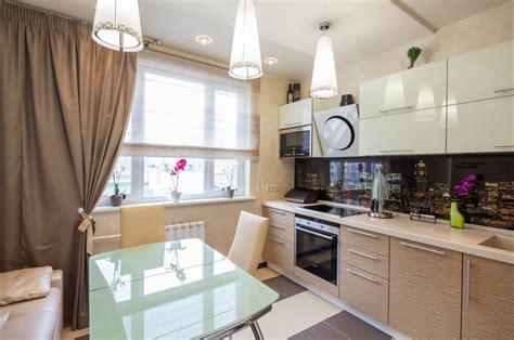 Дизайн кухни с окном, с двумя окнами, фото — ЭтотДом