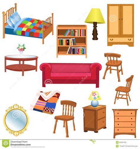 furniture set stock photography image
