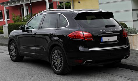 Porsche Cayenne Picture by Porsche Cayenne Pictures Information And Specs Auto