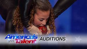 Teen Balancer and Contortionist Shoots a Bow With Her Feet ...