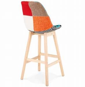 Tabouret De Bar Patchwork : tabouret de bar cupidon style patchwork tabouret design ~ Melissatoandfro.com Idées de Décoration
