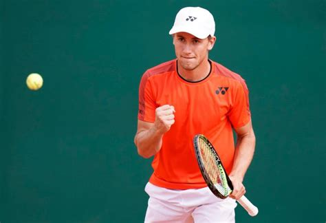 Ruud is the first norwegian player to win an atp tour and to make it into the semifinals of an atp tour. Casper Ruud working on becoming a more aggressive player