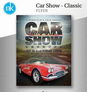 Car Show Flyer Templates | www.imgkid.com - The Image Kid ...