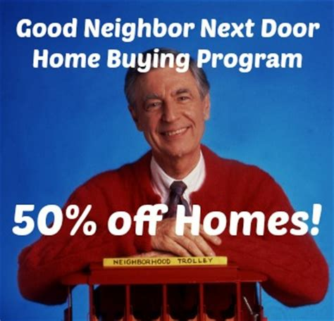 next door program next door home buying mortgage program