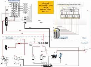 34 Triton Boat Wiring Diagram