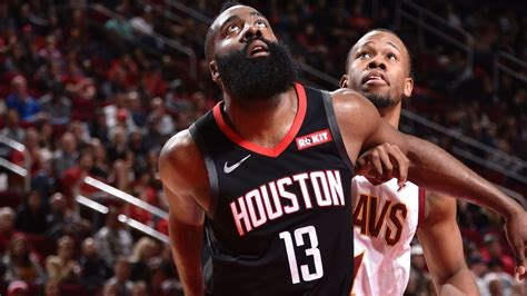 James Harden of Houston Rockets logs another historic ...