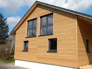 Holzfassade Welches Holz : beispiele f r holzfassaden bei neubau umbau energetischer sanierung holzbau bedachungen ~ Yasmunasinghe.com Haus und Dekorationen