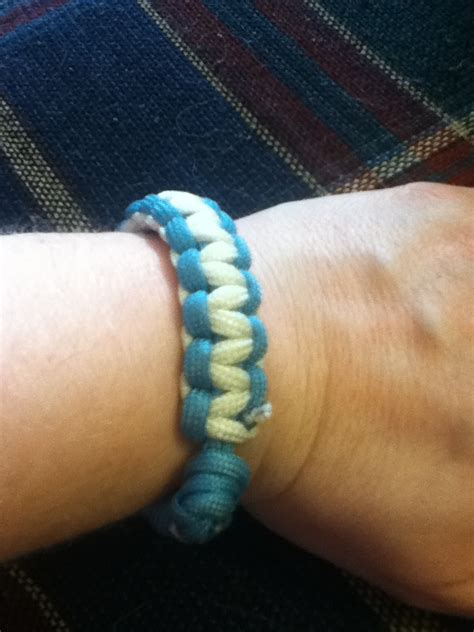 My Bungie Cord Bracelet all you need is Bungie Cord and ...