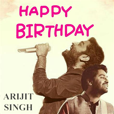 Happy birthday Arijit singh in 2020 | Celebrities born in ...
