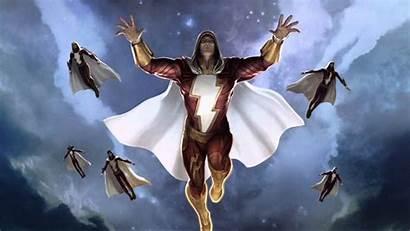 Shazam Injustice Wallpapers Among 4k Ending Gods