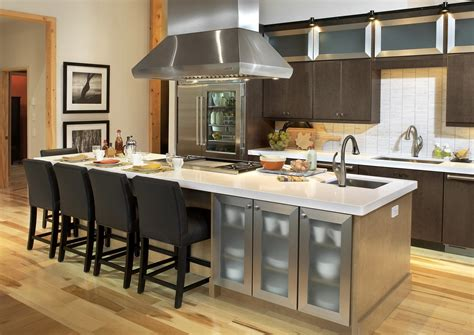 7 kitchen island kitchen island with sink and dishwasher and seating black