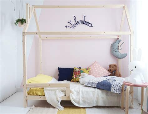 Decoration Chambre D Enfant Diy Un Lit Cabane Pour Une Chambre D Enfant
