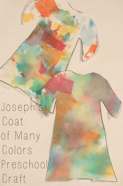 joseph s coat of many colors preschool bible craft kid 683 | 99ecc7d1e3470369e94031f24a3e0e8f