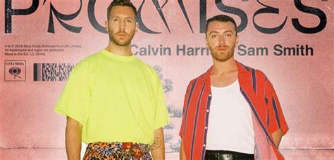 Calvin Harris & Sam Smith's Collaboration 'promises