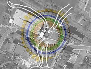 Image Result For Architecture Wind Path Diagrams