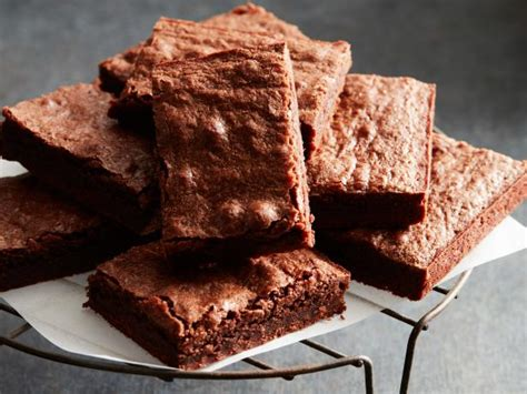 kitchen reviews classic brownies recipe food network kitchen food network