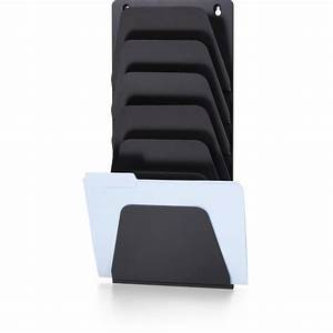 wall mounted document holder for management With wall document holder