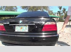 2001 BMW 750IL Dinan7 for sale