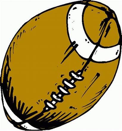 Football Clip Clipart Ball Border Cliparts Library