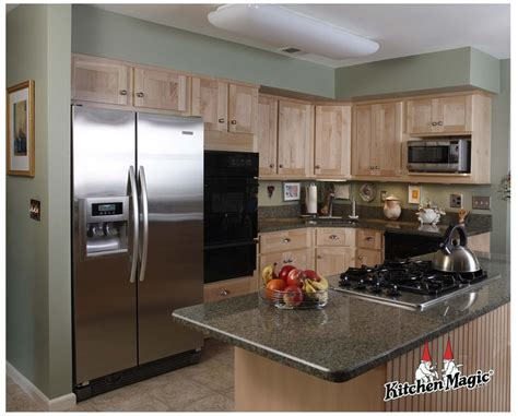 natural maple wood cabinets granite countertop beautiful kitchens ideas pinterest colors