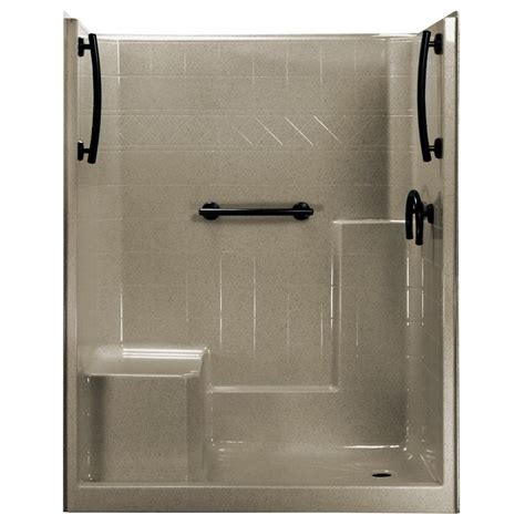 Toddler Tub For Shower Stall by One Bathtub Shower Combo Tub Kohler Stall Lowes Kits
